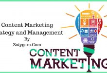 Content Marketing Strategy and Management