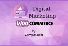 Woocommerce and Digital Marketing